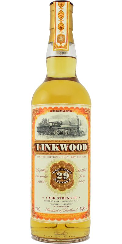Linkwood 1984  JW