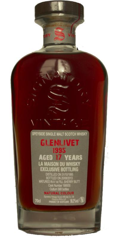 Glenlivet 1995 SV
