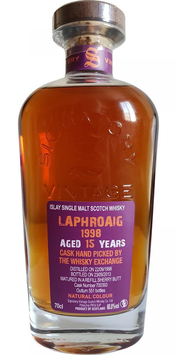 Laphroaig 1998 SV