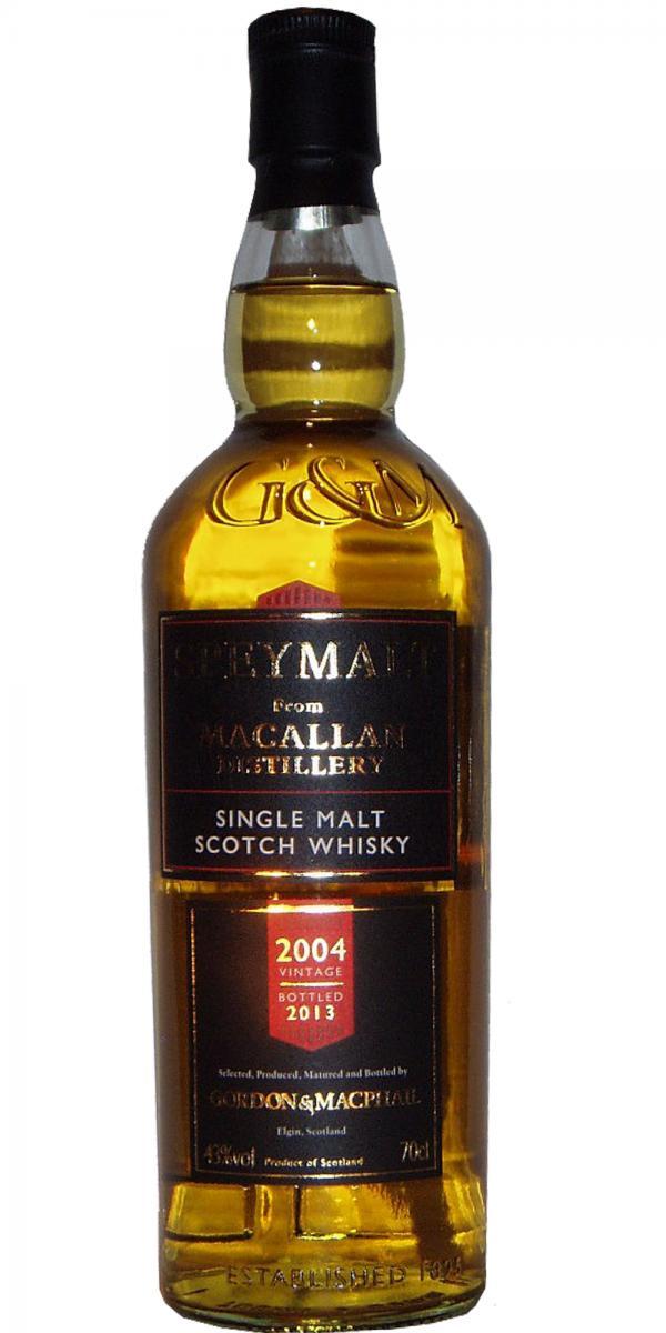 Macallan 2004 GM