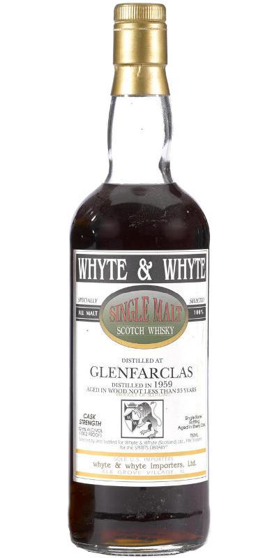 Glenfarclas 1959 W&W