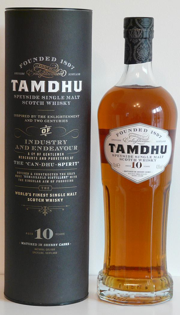 Tamdhu 10-year-old