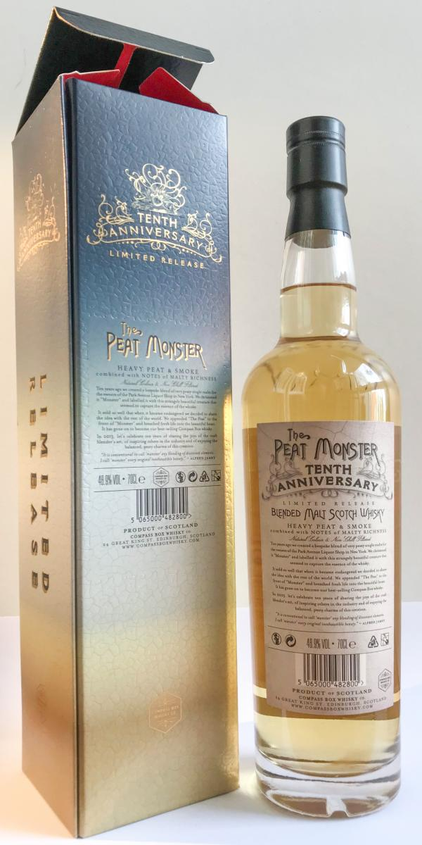 The Peat Monster 10th Anniversary CB