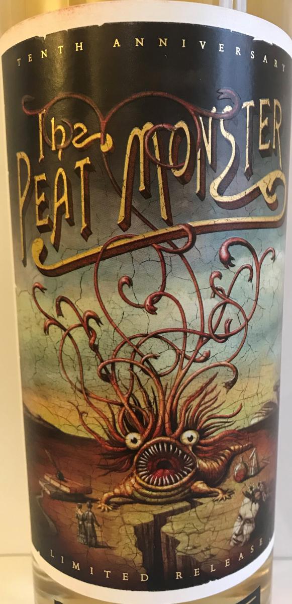 The Peat Monster 10th Anniversary CB
