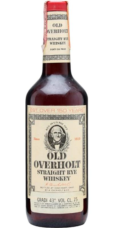 Old Overholt 04-year-old