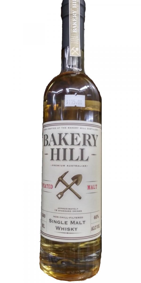 Bakery Hill Peated Malt