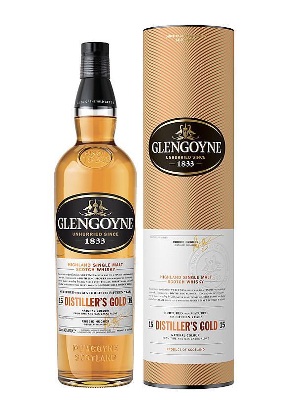 Glengoyne Distiller's Gold