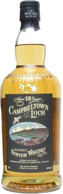 Campbeltown Loch 15-year-old SpD