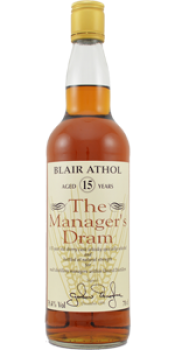 Blair Athol 15-year-old