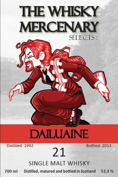 Dailuaine 1992 TWM
