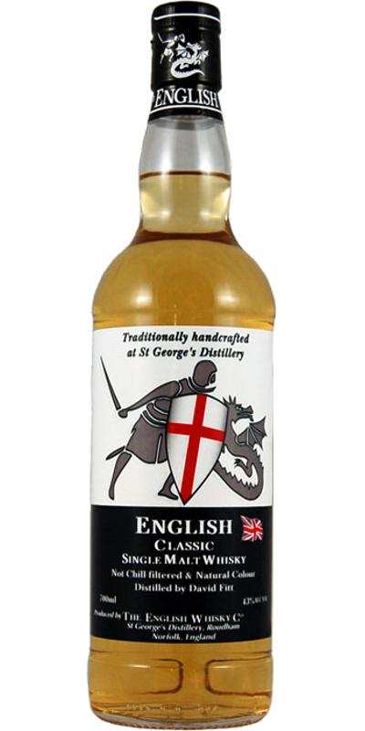 The English Whisky Classic