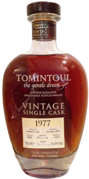 Tomintoul 1977