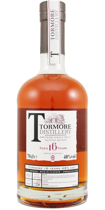 Tormore 16-year-old