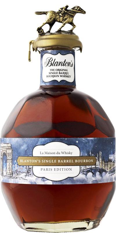 Blanton's Paris Edition By Night