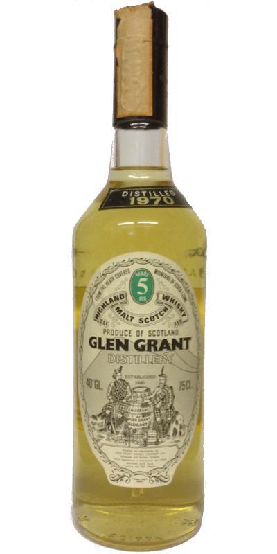 Glen Grant 1970