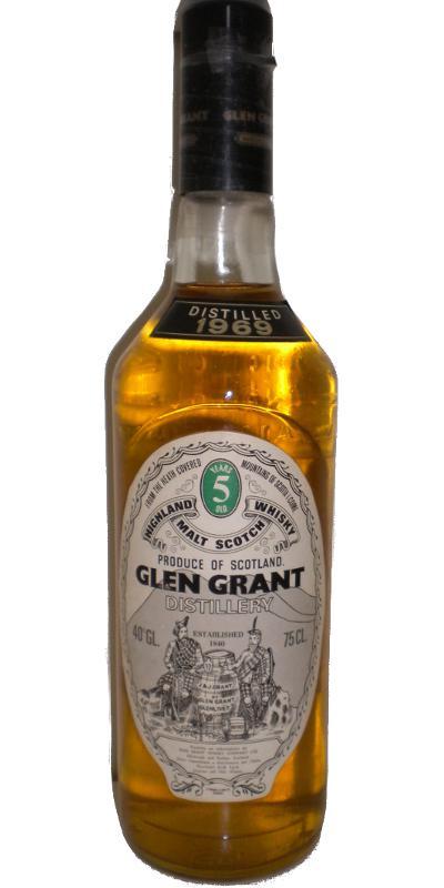 Glen Grant 1969