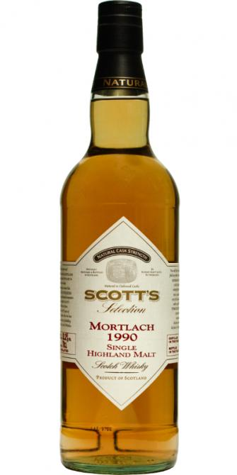 Mortlach 1990 Sc