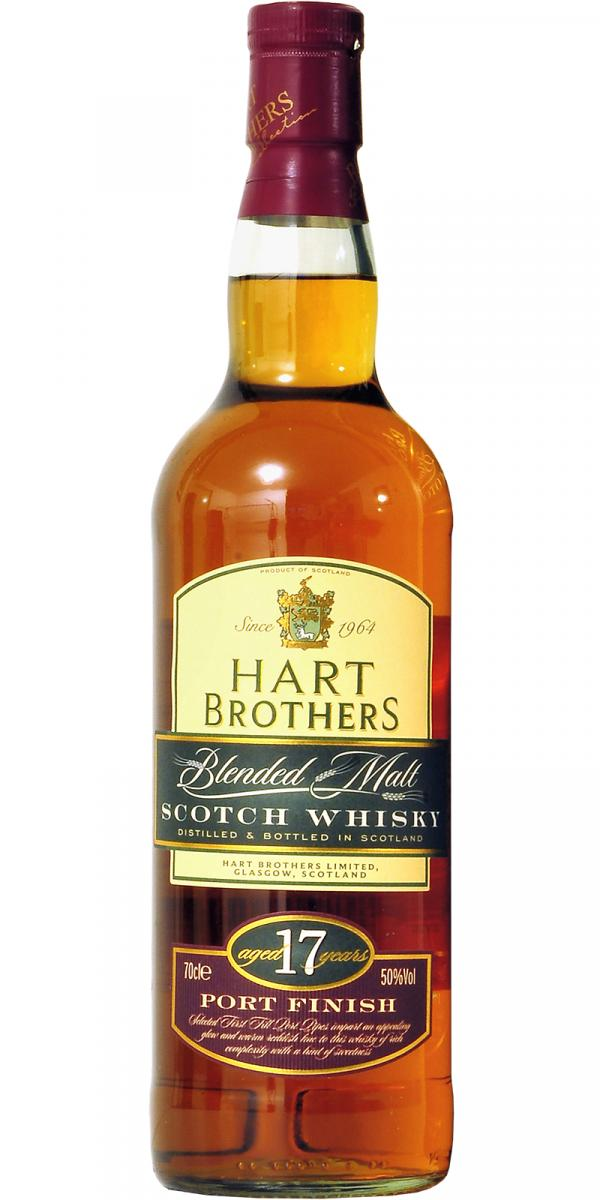 Blended Malt 17-year-old HB