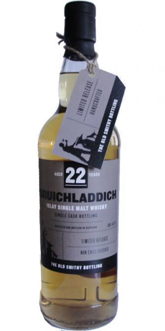 Bruichladdich 22-year-old WWC