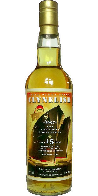 Clynelish 1997 JW
