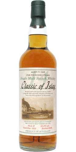 Classic of Islay Vintage 2006 JW