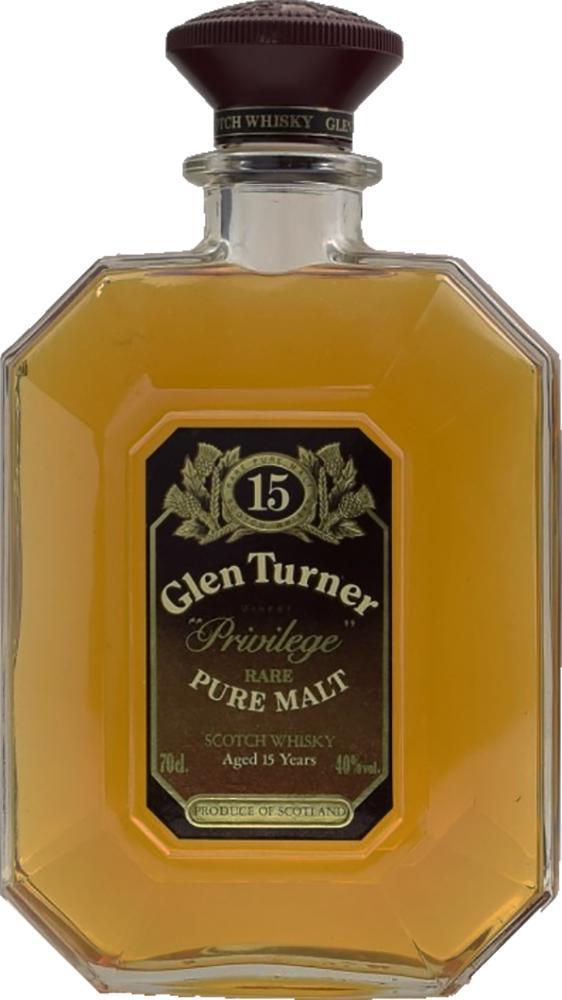 Glen Turner 15-year-old - Privilege