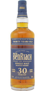 BenRiach 30-year-old