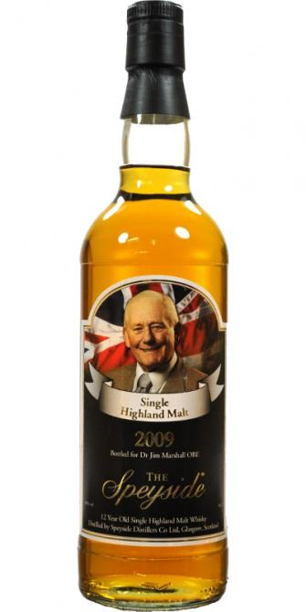 Speyside Distillery 12-year-old