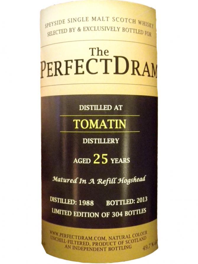 Tomatin 1988 TWA
