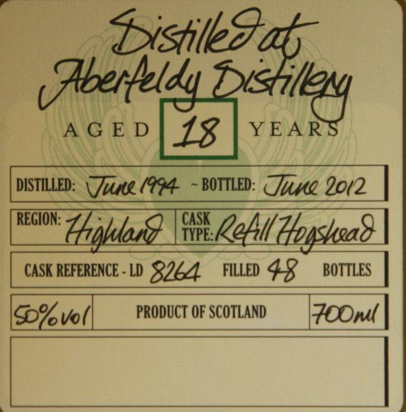Aberfeldy 1994 DoD