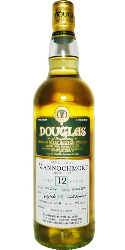 Mannochmore 2000 DoD