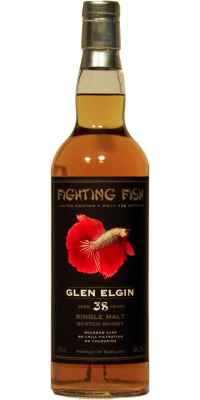 Glen Elgin 38-year-old JW
