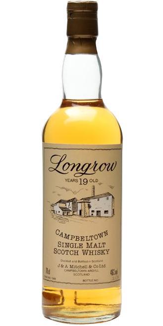 Longrow 19-year-old
