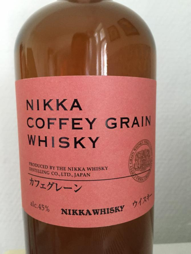 Nikka Coffey Grain