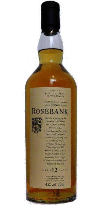 Rosebank 12-year-old