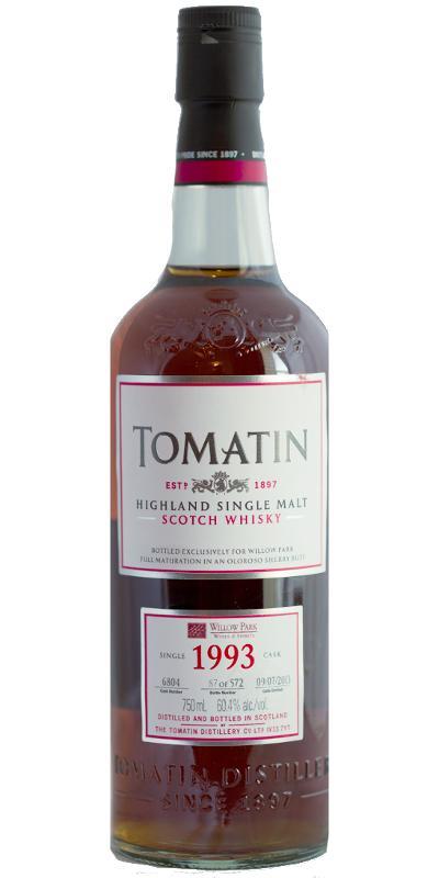 Tomatin 1993