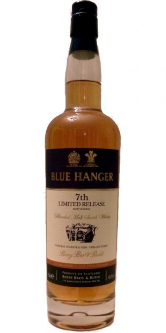 Blue Hanger 7th Limited Release
