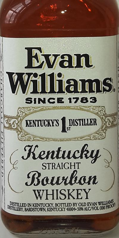 Evan Williams 100 Proof - Bottled-In-Bond