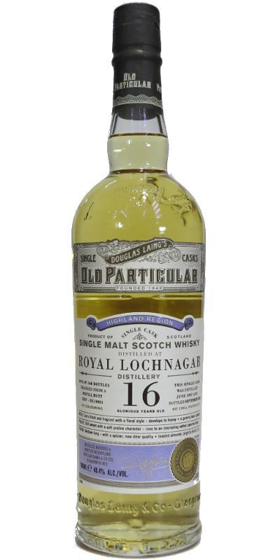 Royal Lochnagar 1996 DL
