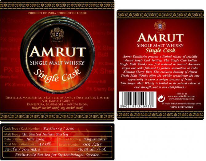 Amrut 2009