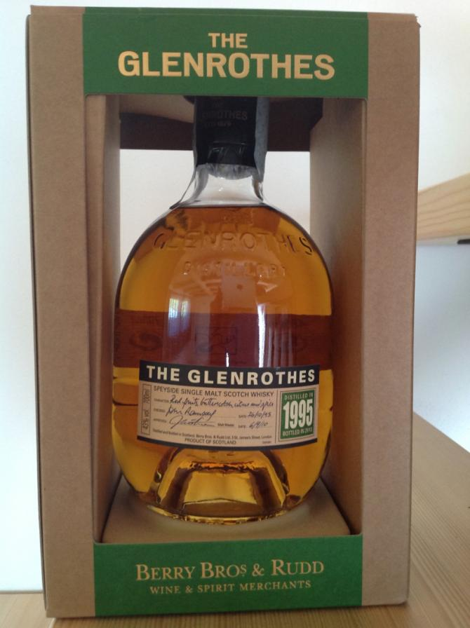 Glenrothes 1995