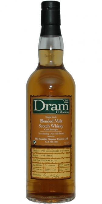 Blended Malt Scotch Whisky 1997 C&S
