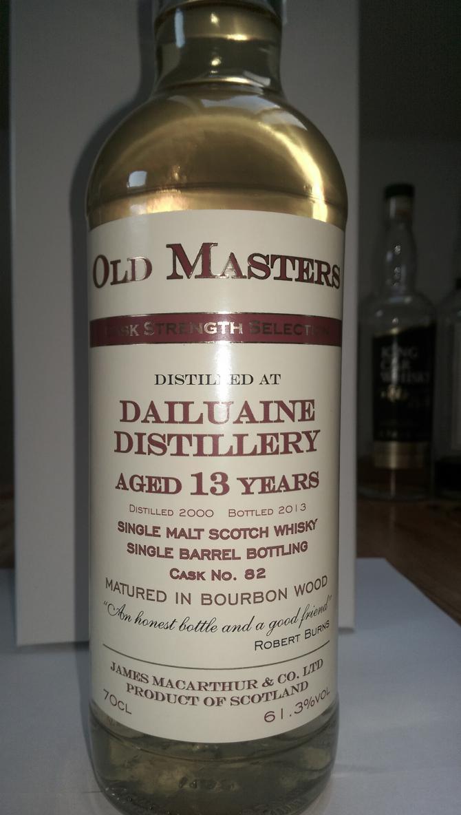 Dailuaine 2000 JM