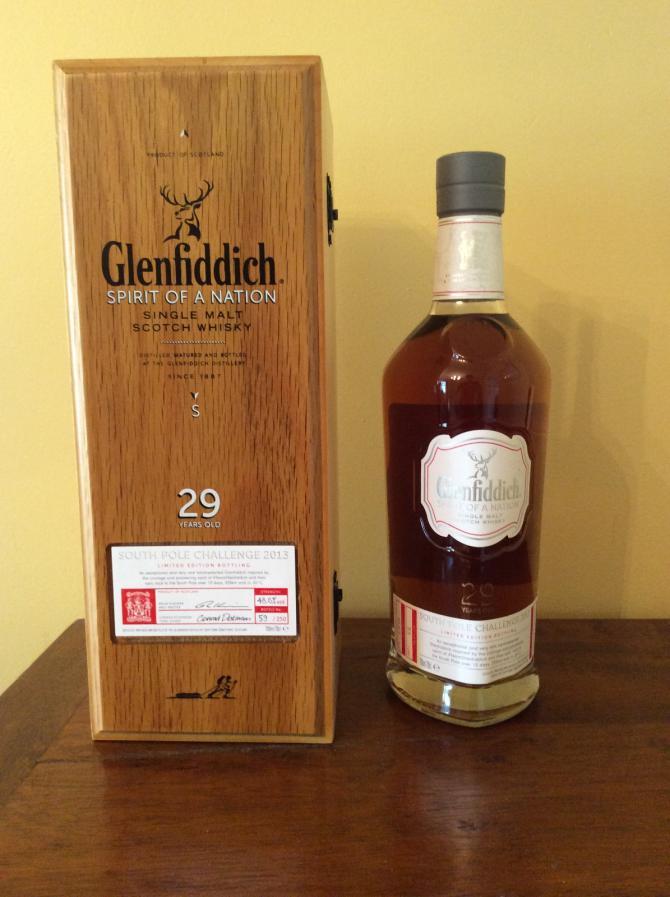 Glenfiddich 1984