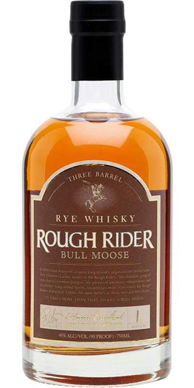 Rough Rider Bull Moose