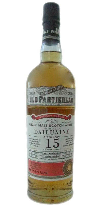 Dailuaine 1998 DL