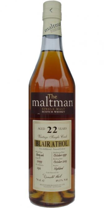 Blair Athol 1991 MBl