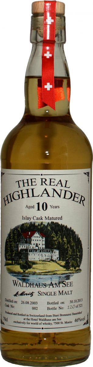 Bieri Brennerei Bauernhof The Real Highlander