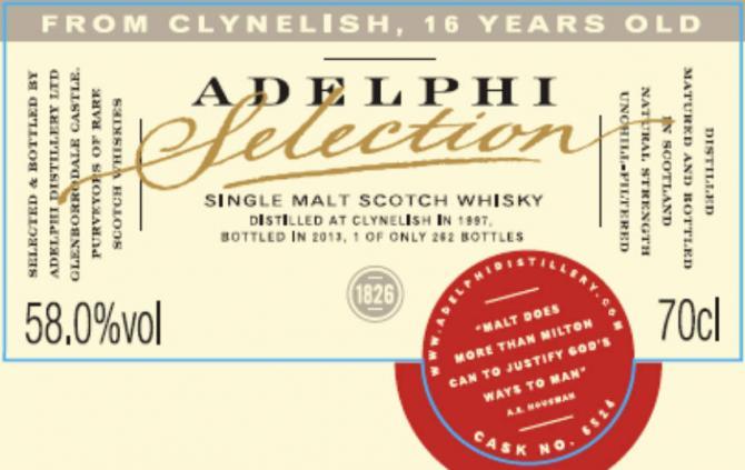 Clynelish 1997 AD