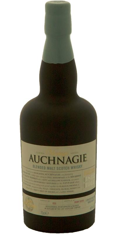 Auchnagie Vintage TLDC